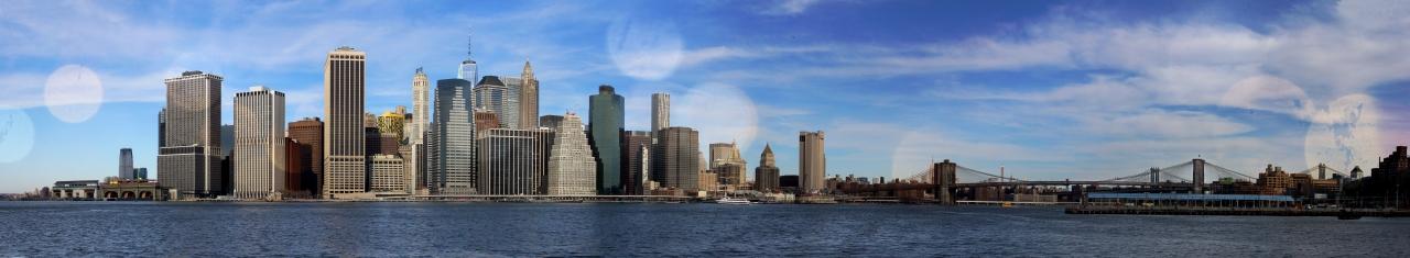 NYC Panarama