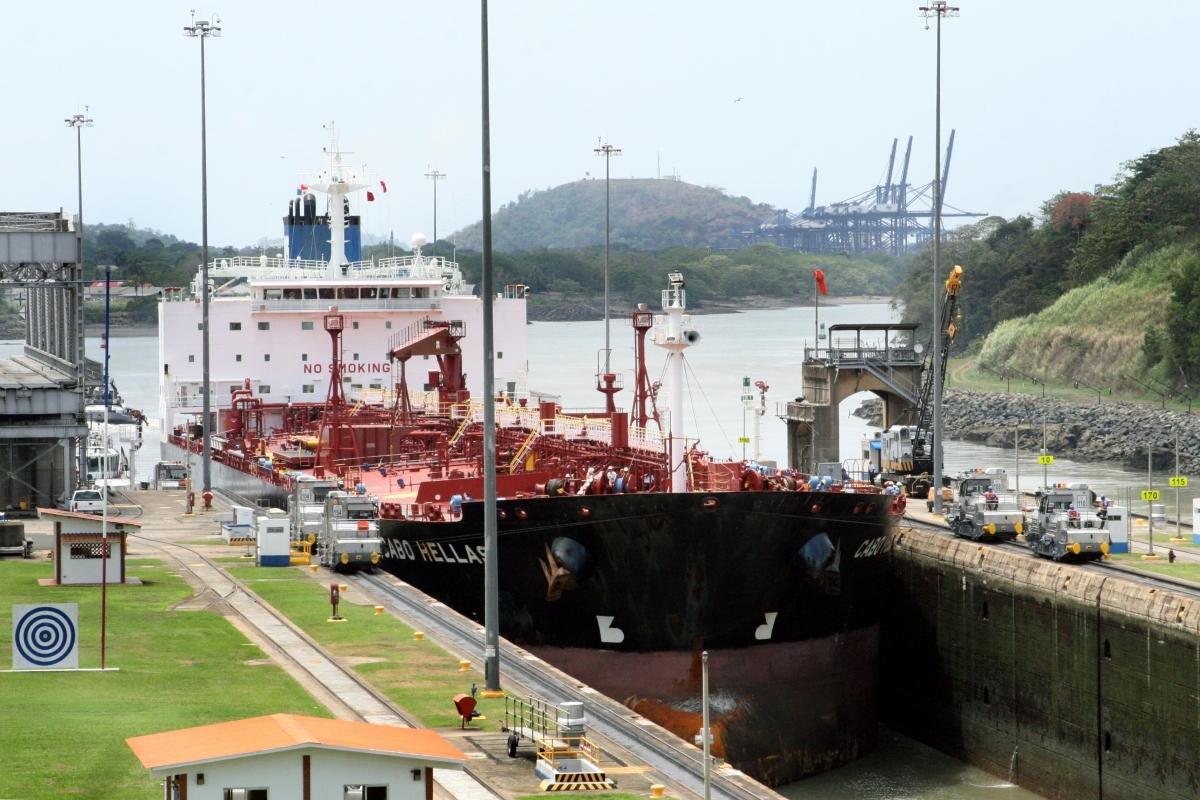 Panama Canal Miraflores