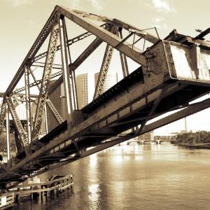 Cass Street Bridge - Tampa, FL